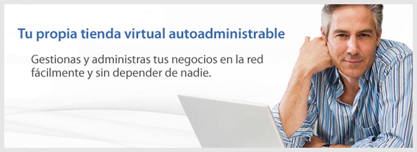 """<span style=""""color:#f44900""""><b>Tiendas Virtuales desde $ 49.95</b>"""